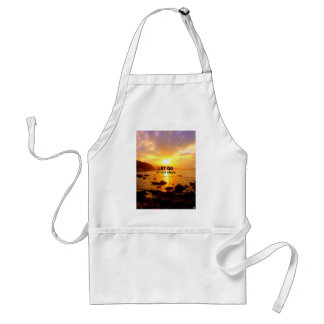 Let Go of Old Ideas Adult Apron