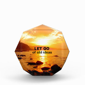 Let Go of Old Ideas Awards