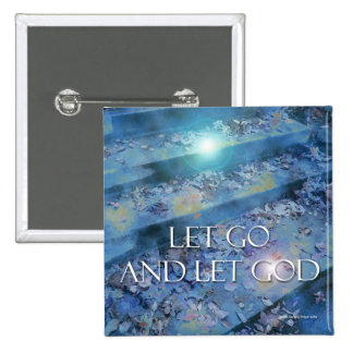 Let God Button