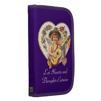 Let Hearts and Thoughts Entwine Folio Planners