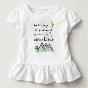 Let Her Sleep, Baby Girl T-Shirt