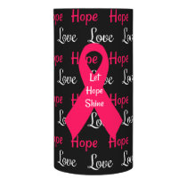 Let Hope Shine Candle