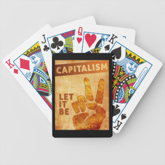 Let It Be Bicycle Playing Cards