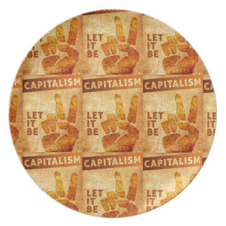 Let It Be Dinner Plate