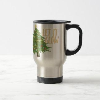 Let It Glow Travel Mug
