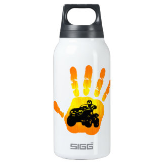 LET IT LOOSE INSULATED WATER BOTTLE
