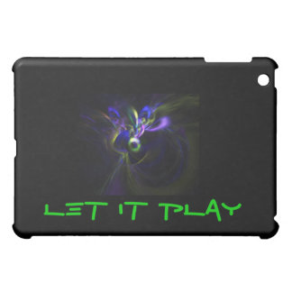 Let It Play iPad Mini Cases