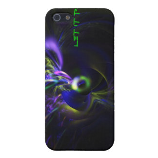 Let It Play iPhone 5 Cover