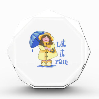 LET IT RAIN AWARD