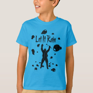Let It Rain (Hockey) T-Shirt
