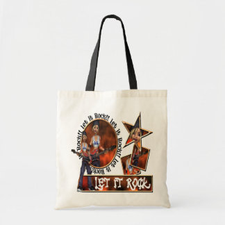 Let It Rock - Budget Tote