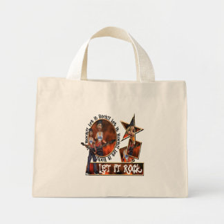 Let It Rock - Tiny Tote