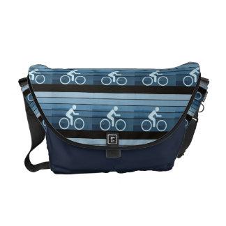 Let It Roll Courier Bag