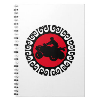LET IT ROLL SPIRAL NOTEBOOK