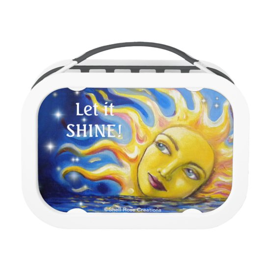 Let it Shine Lunchbox