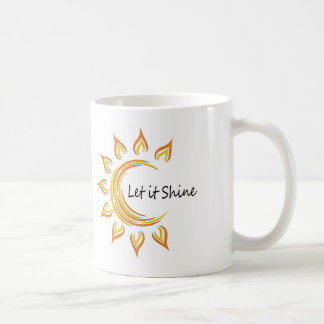 Let It Shine Mug