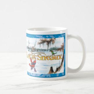 Let-It-Sneaux Coffee Mug