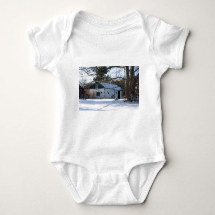 Let it Snow! Baby Bodysuit