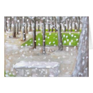 """""""Let it snow!"""" Card"""