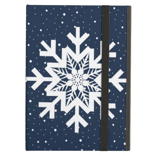 Let It Snow Case For iPad Air
