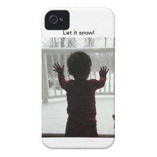 Let it snow! Case-Mate iPhone 4 case