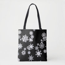 Let It Snow! Christmas Tote Bag
