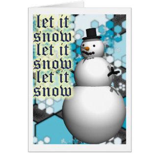 let it snow copy 2_0 card