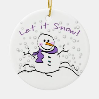 Let It Snow Holiday
