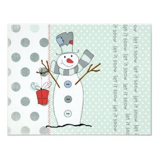 Let It Snow Invitations