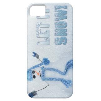 Let It Snow iPhone SE/5/5s Case