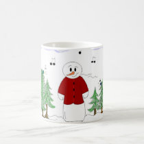 Let it Snow Let it Snow Coffee Mug