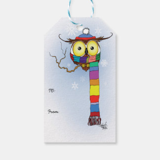 Let it Snow Pack Of Gift Tags
