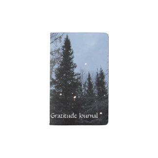 Let It Snow... Pocket Moleskine Notebook
