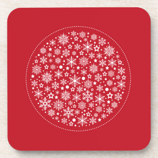 Let it Snow! - Red Coaster