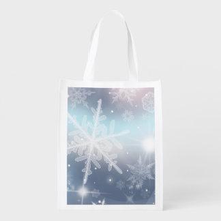 Let It Snow! Reusable Bag