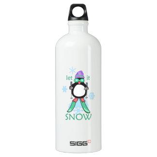 Let It Snow SIGG Traveler 1.0L Water Bottle
