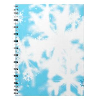 Let it Snow! Spiral Notebook