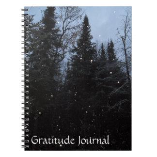 Let It Snow... Spiral Notebook