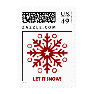 Let it Snow - Stamps