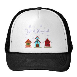 Let it Snow! Trucker Hat