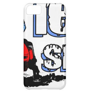 Let It Snowmobile iPhone 5C Cases