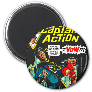 """Let Justice Be Done!"" Magnet"