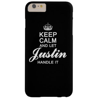 Let Justin handle it! Barely There iPhone 6 Plus Case