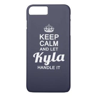 Let Kyla handle it iPhone 7 Plus Case