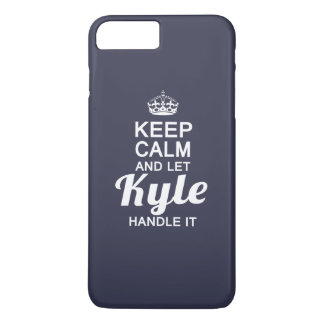 Let Kyle handle It! iPhone 8 Plus/7 Plus Case