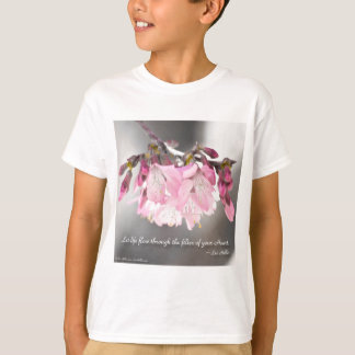 Let life flow through the filter of... T-Shirt