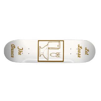 Let Loose the Deuce Skateboard Deck
