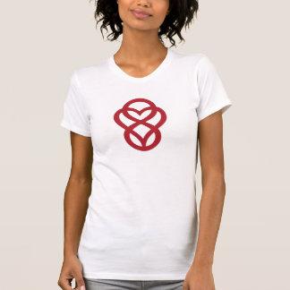 Let Love Out 2-fer Women's T-shirt