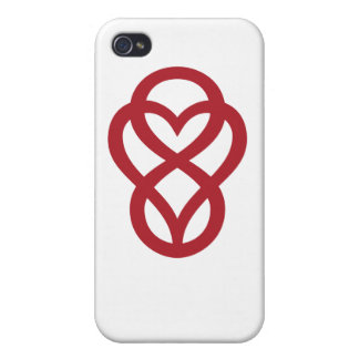 Let Love Out iPhone 4 Case