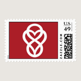 Let Love Out Postage